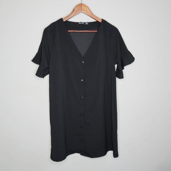 ✨NWT✨ Nasty Gal Shirt Dress